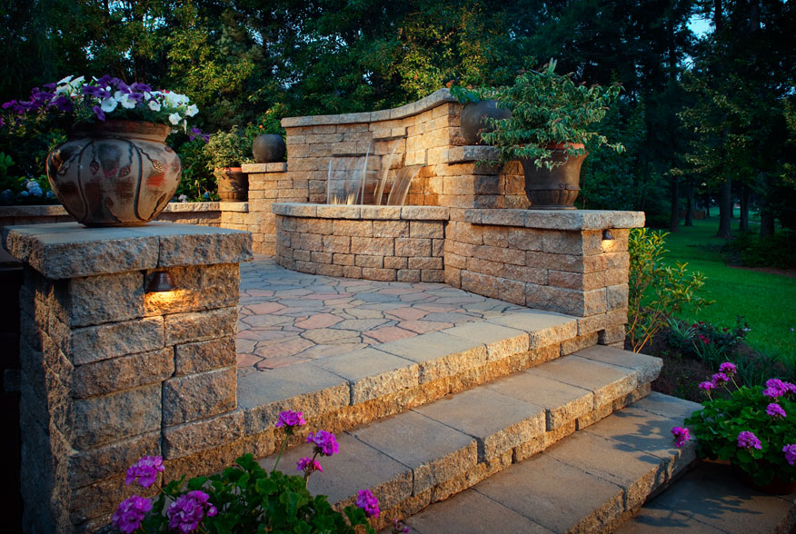 Cutting Edge Hardscapes: Cutting Edge Lawn And Landscaping
