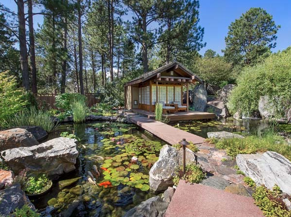 13 Pond Ideas That Will Add Flair To Your Backyard | Cutting ... Ideas For Ponds Large Backyard on patio pond ideas, backyard waterfall ideas, plants for koi pond design ideas, large gardens with stepping stones, big backyard ideas, large garden with pond, large backyard simple layouts, rock pond landscaping ideas, large pond design, diy backyard playground ideas, large koi pond ideas, pool pond ideas, corner lot pond ideas, large backyard ponds and waterfalls, front porch pond ideas,